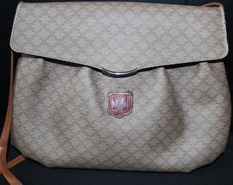 celine vintage clasp frame bag