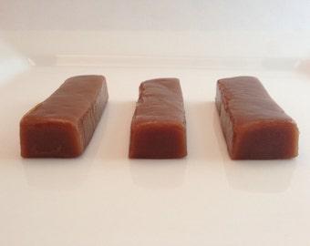 Malted Milk Caramels