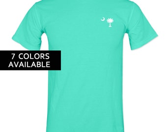 Perfectly Palmetto Men's Comfort Colors T-shirt