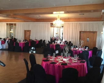 Overlays and Tablecloths