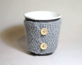 Cup Cozy Knitting Pattern