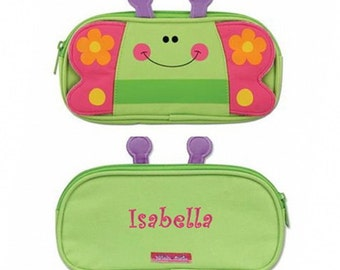 Personalized Fluttering Butterfly Pencil Case