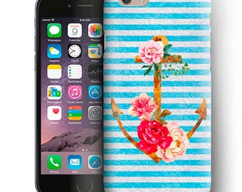 Anchor iPhone Case For iPhone 6 Plus Case,iPhone 6 Case,iPhone 5/5s Case,iPhone 5C Case,iPhone 4/4s Case,iPod Touch 5 Case