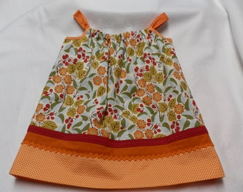 Girl's Pillowcase Dress