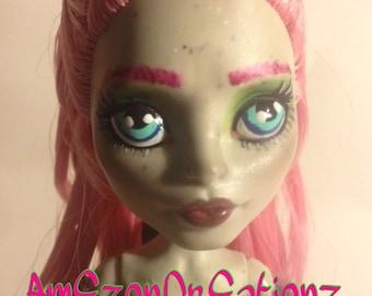 rockel custom monster high doll