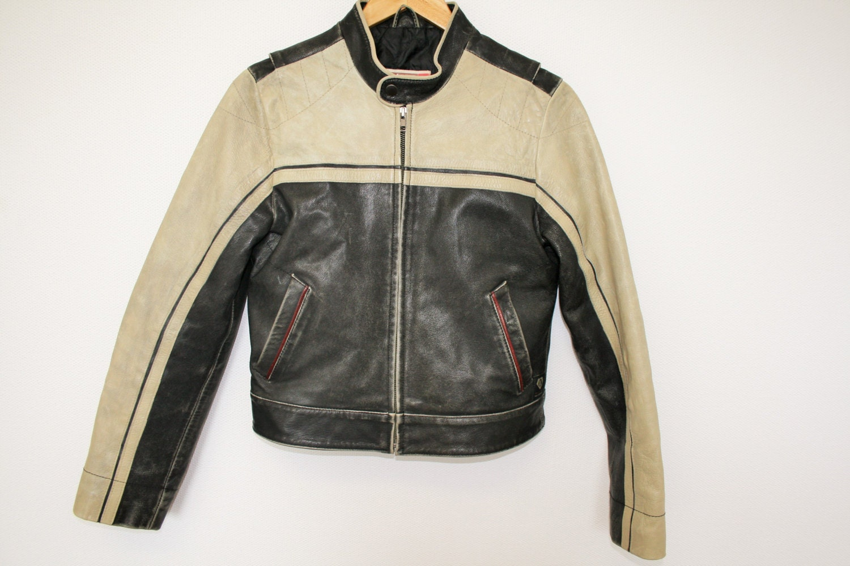 8e0238d89 Lee cooper leather jacket
