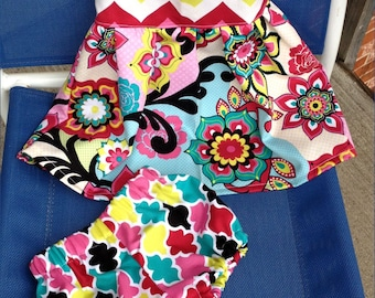 Baby Dress plus bloomers..  Boutique, Fits NB-3M