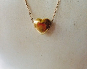 SWEETHEART 14K Gold Vermeil Necklace
