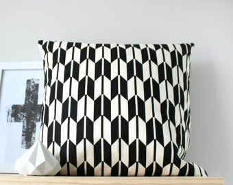 Japanese Chevron | Cushion Cover | Pillow Cover | 18x18""