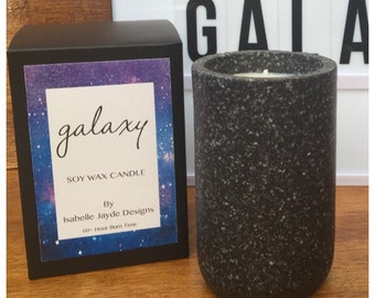 Galaxy Candle