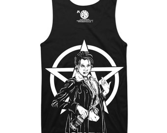 Nancy Downs 'the craft' inspired witch craft pentagram Tank Top