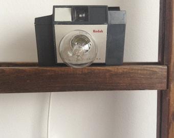 Vintage Kodak Camera Lamp