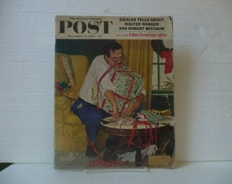 The Saturday Evening Post December 1959