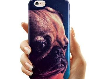 Pug iPhone 7 case, Cute iPhone 6s Plus case,  Samsung Galaxy s7, s6, S5 case, s6 case iPhone 5C case, iPhone 5S case, iPhone 6 cover puppy