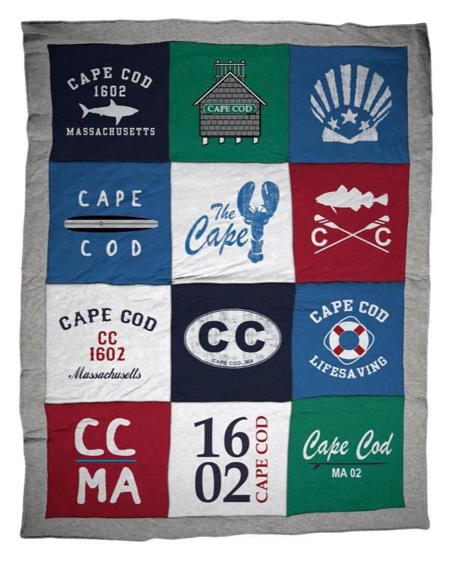 Cape Cod Destination Blanket