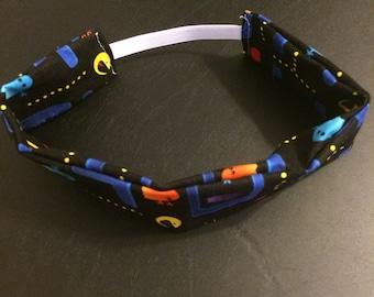 The Pacman  Headband