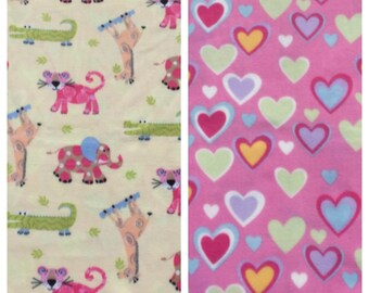 Fleece Baby Blanket B15