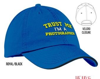 "Shop ""photographer gift"" in Hats & Caps"