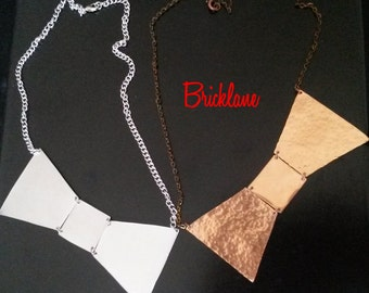 Papillon necklace