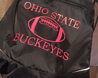 Cinch Bag- Ohio State Buckeyes