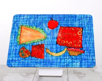 Personalised Hard Board Place Mat