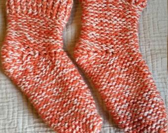 Thick, Cozy Knit Socks