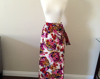 by the beach wrap skirt