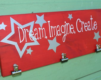Dream Imagine Create