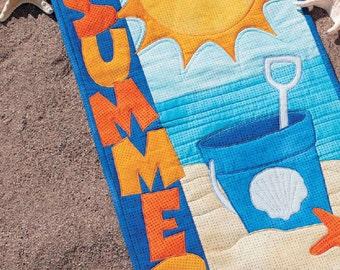 Seaside Summer Digital Pattern DP1100688