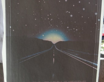 Vintage NOS Close Encounters of the Third Kind Iron-On Transfer from 1977