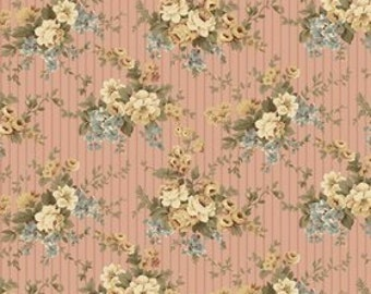 Penelope Bouquet Pink by the Half Yard