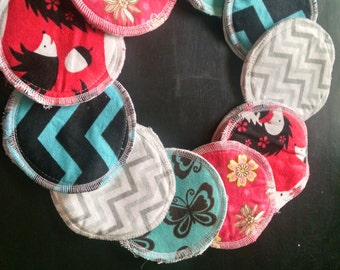 5 Set of breast pads (10 total)