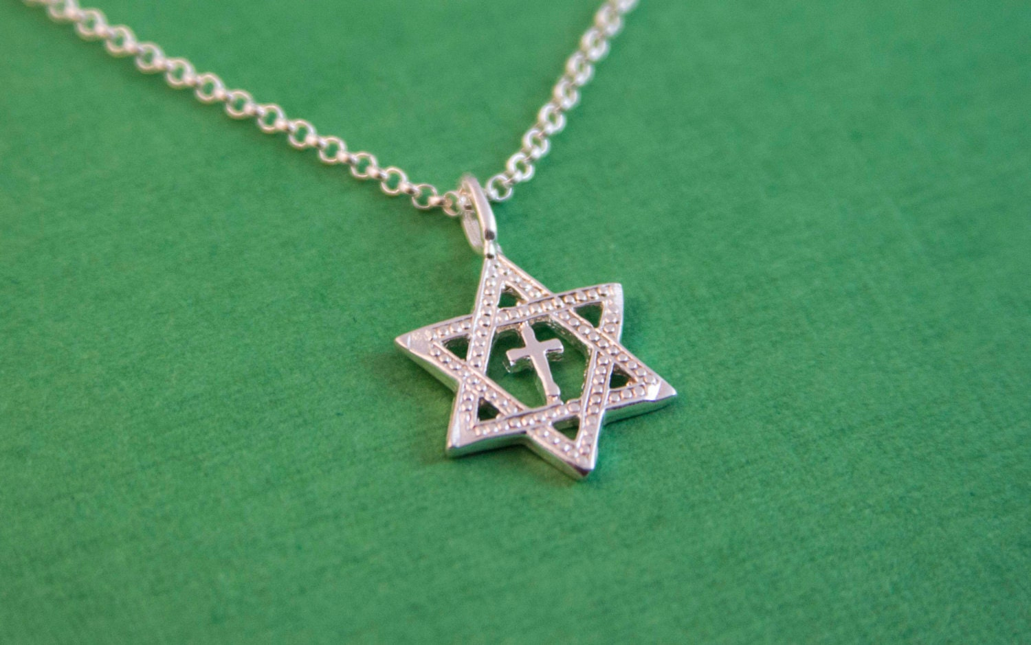 Cross In Magen David Necklace  Silver Star Of David Necklace. Band Rings. Intaglio Pendant. Arrowhead Pendant. Bracelet Necklace. Special Rings. Big Date Watches. Shared Prong Eternity Band. Classic Men Watches