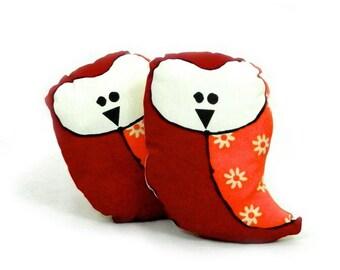 Sale**Children's cartoon owl cushions