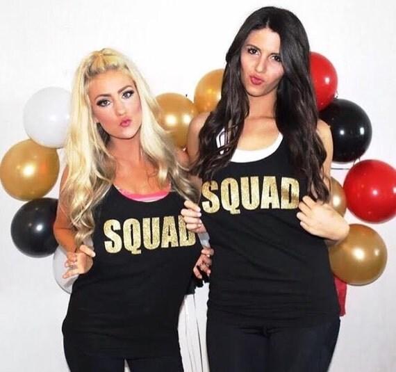 squad shirts