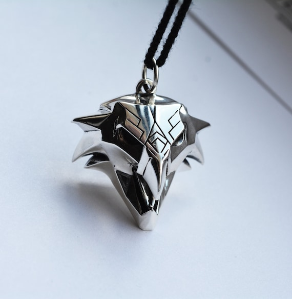 Griffin School Pendant Sterling Silver 925