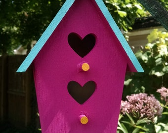 Lovebirds Birdhouse