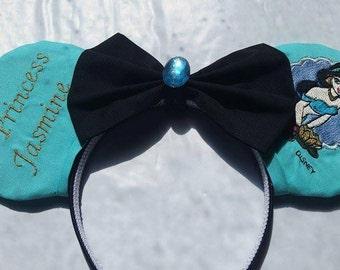 Princess Jasmine Minnie Mouse Ears