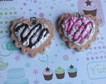 Kawaii Deco Biscuit Charm