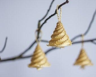 Bells, Straw bells, Decorative Bells, Decorations, Souvenir. Straw christmas ornaments