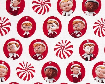 Variety of 2 Elf on the Shelf Fabrics* Stethoscope Cover Medical Nursing RN CNA Pediatric Doctor Surgical Hospital Scrunchy cover