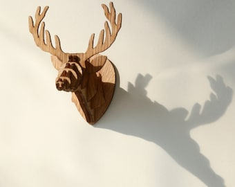 3D Deer Puzzle and Decoration!