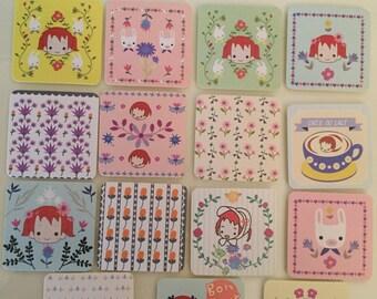Diary Kawaii Stickers (38)