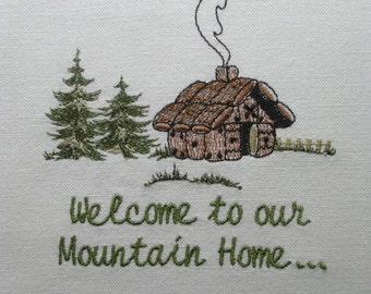 296 Mountain home