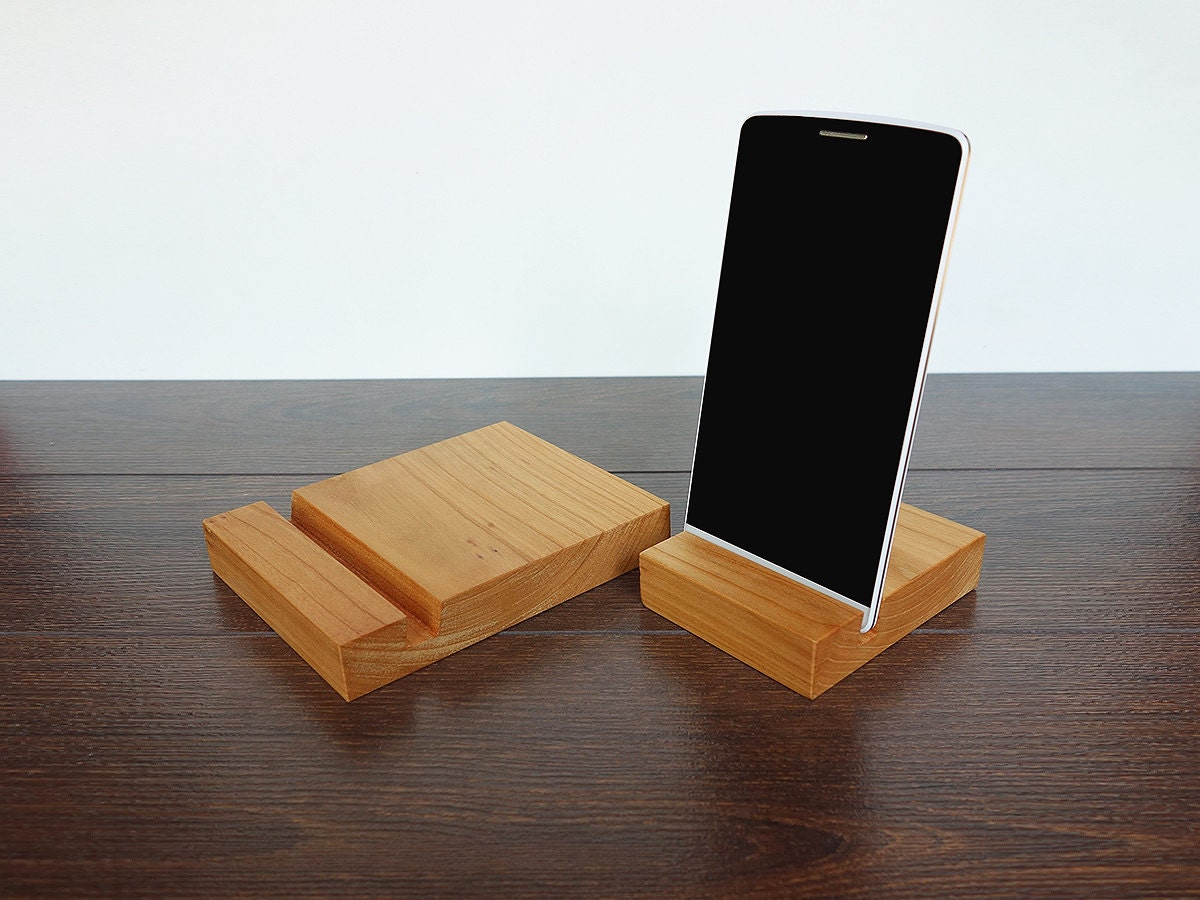 wooden iphone stand wood amp iphone stand set wood stand wooden iphone 13326