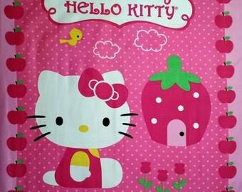 Hello Kitty Cupcake Panel
