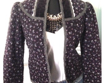 Vintage gunne sax jacket szS