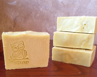 Natural Pure Olive Oil Soap