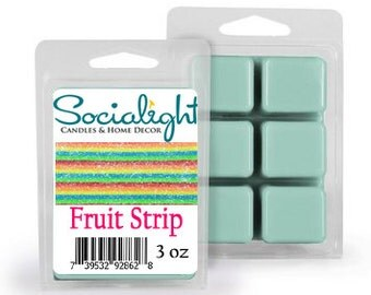 Fruit Stripe Scented Clamshell