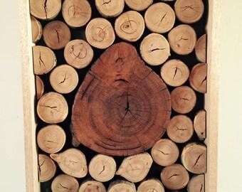 Timber Face Art
